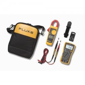 fluke-117-323-electricians-multimeter-combo-kit-true-rms-multimeter-and-clamp-meter-kit